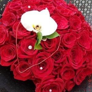 Buchet 41 roses