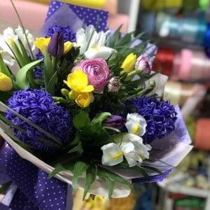 Buchet Spring flowers