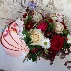 Girl's flowers